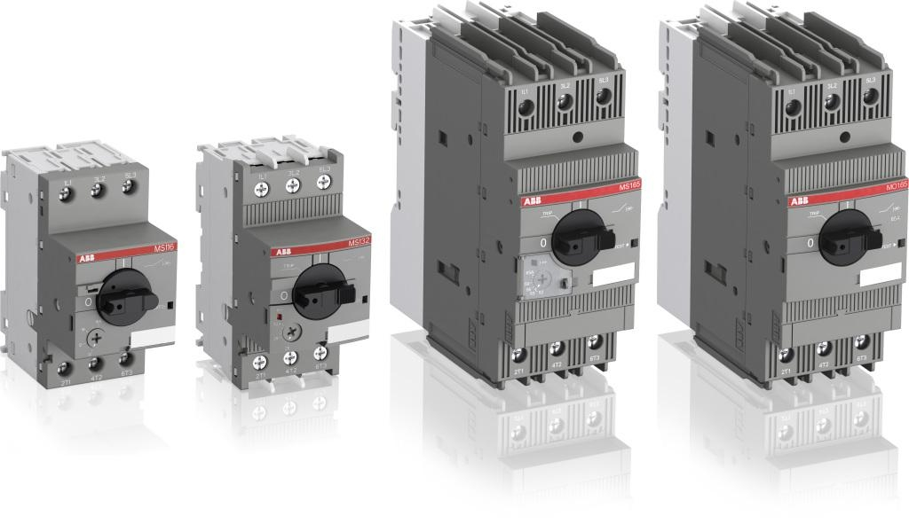 3-pole Contactors And Overload Relays For Motor Starting And Power Switching